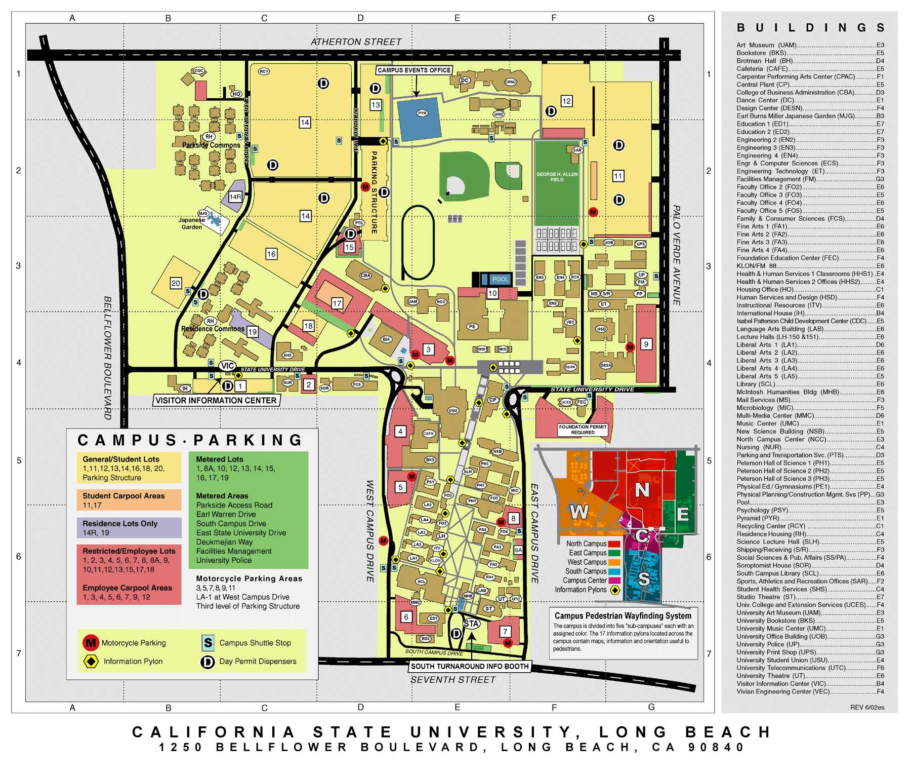 csula location images reverse search